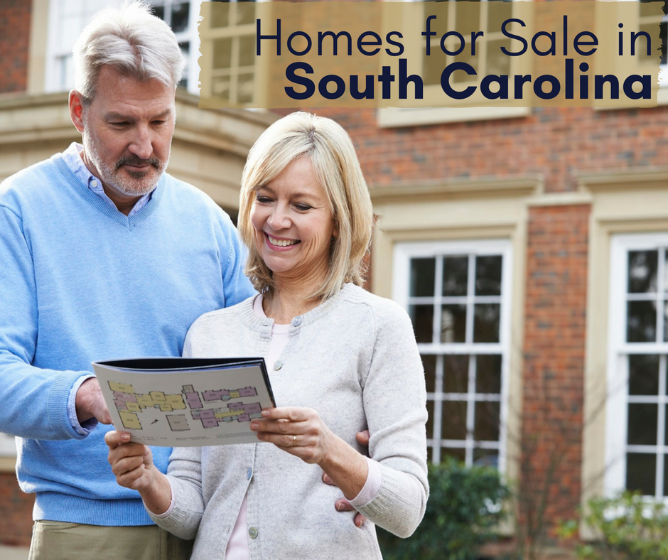 Homes for Sale in South Carolina